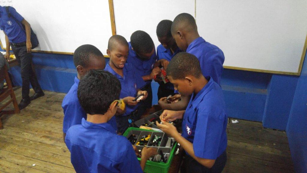 Robotics – Jamaica College