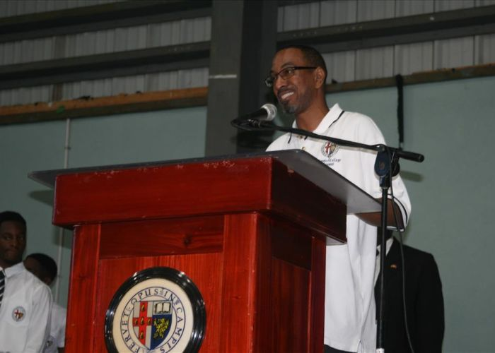 Mr. Xavier Murphy, keynote speaker